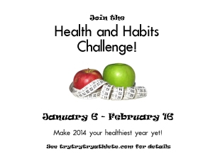 Health Challenge Poster